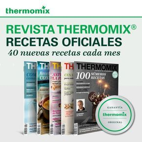 Revista Oficial Thermomix ®