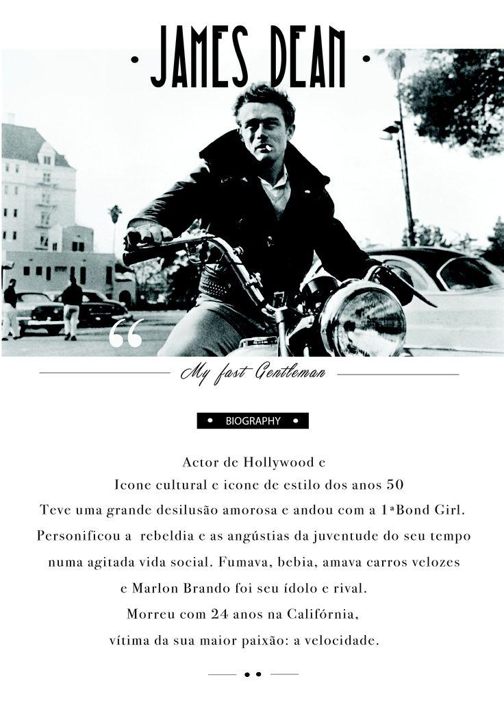James Dean Bio