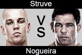 UFC 190 Antonio Rodrigo Nogueira vs Stefan Struve Prediction