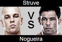 UFC 190 Antonio Rodrigo Nogueira vs Stefan Struve Prediction