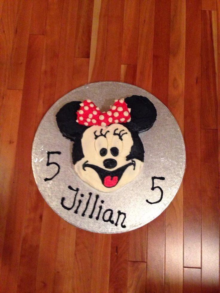 Mini Mouse for Jillian