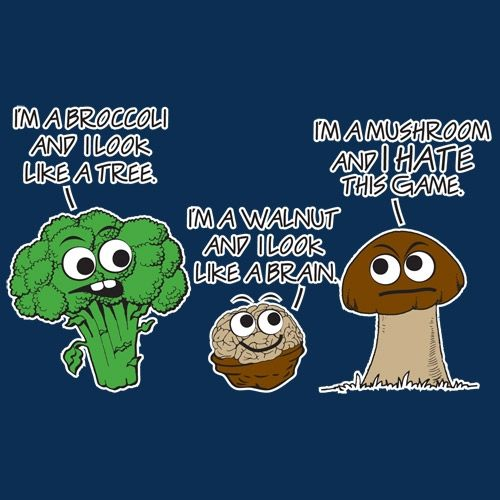 Do you eat mushrooms?