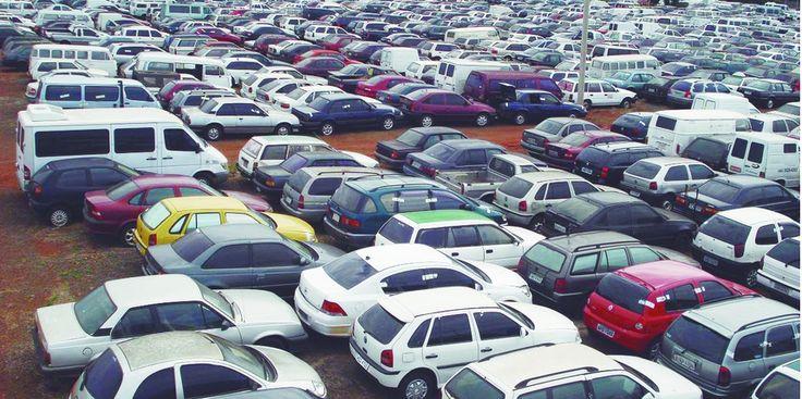 GUERREIROS DO ASFALTO - Transporte e Acessibilidade: Detran-DF levará a leilão público mais de 500 veículos