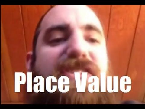 All About That Place (parody song about place value), including decimals