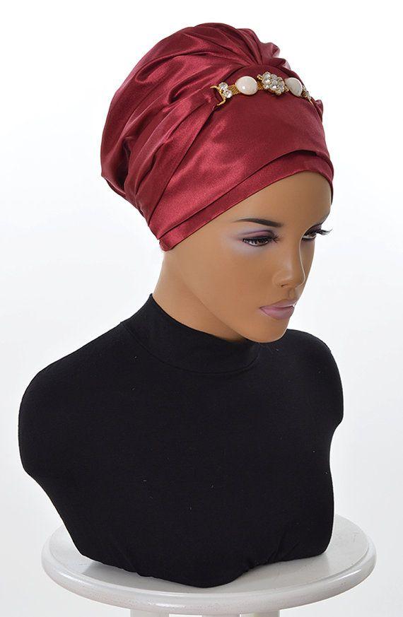 Ready to wear Hijab Code: HT-133 Hijab Muslim Women by HAZIRTURBAN