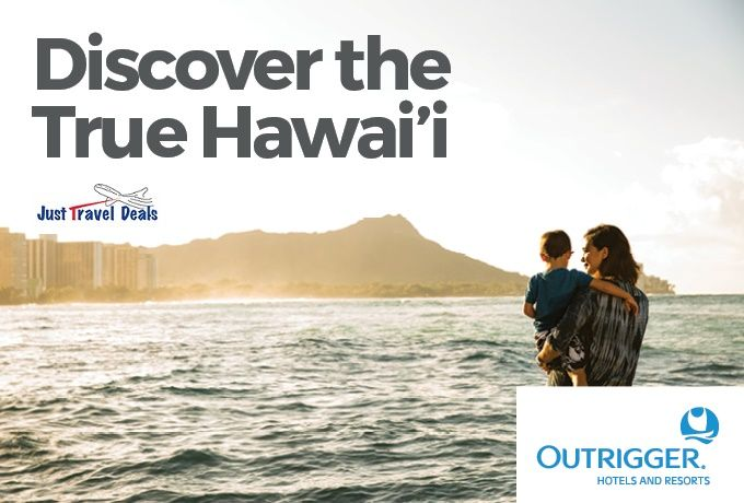Discover the True Hawaii! Vacations, Hotel & Flights