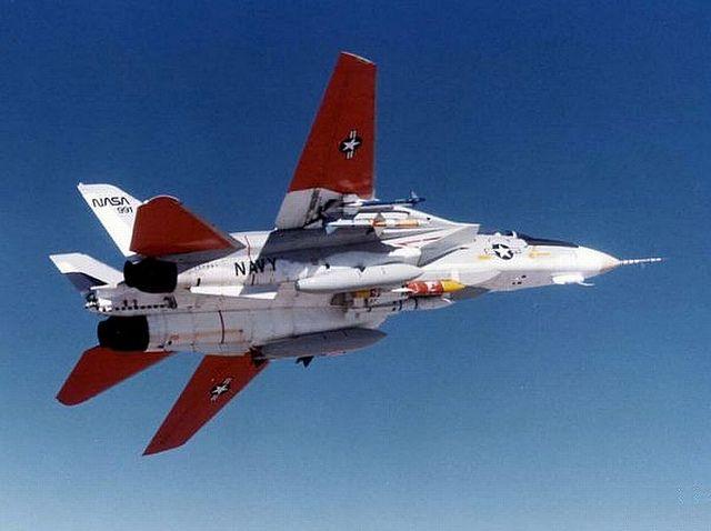 "Grumman F-14 ""Tomcat"", NASA. | Flickr - Photo Sharing!"