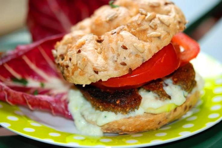 panino falafel