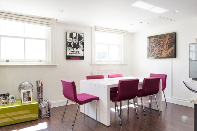 Back Catalogue - COLOUR-FULL Hyde Park Gardens, W2 - Luxury property for sale in Notting Hill W11, Bayswater W2 & West London   Domus Nova