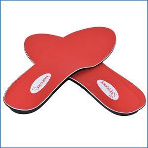 10. Orthotics for Flat Feet by Samurai Insoles
