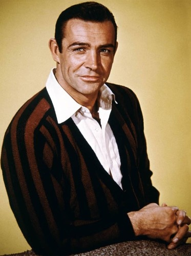 Sean Connery is a dream boat. Ah if only my sister has a pinterest
