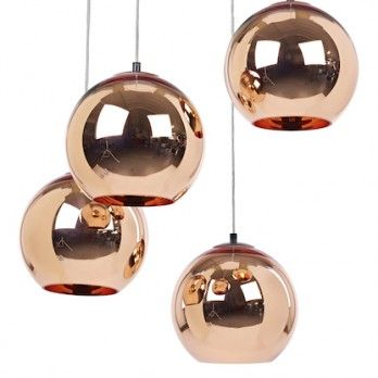 Suspension COPPERSHADE 25cm - TOM DIXON