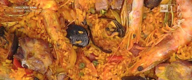 Ricette La prova del cuoco: la paella mista   Ultime Notizie Flash