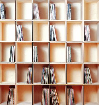 17 Best Images About Lp Record Storage Shelves On