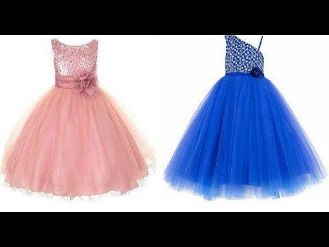 Simply Cute Party Wear Dresses || kids party dresses || kids frocks designs - YouTube