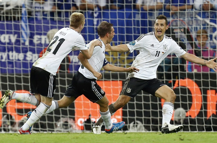 4-2: Alemania mostró toda su artillería ante Grecia para llegar a la semifinal