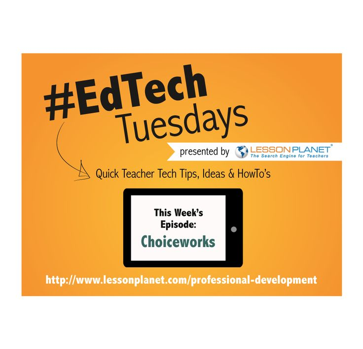 75+ best EdTech Tuesday Videos images on Pinterest Tuesday, Lesson