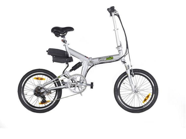 Vélo à assistance électrique pliable BEE'CYCLE II - 24V prix Vélo Electrique Vente Unique 699.99 € au lieu de 1 199 €.