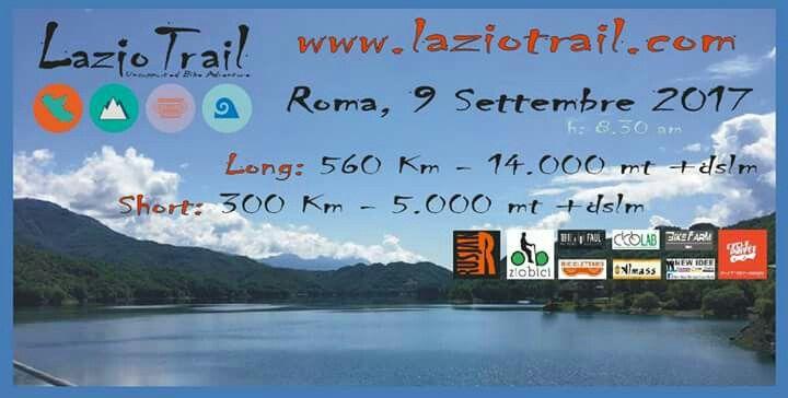 09.09.17 www.laziotrail.com