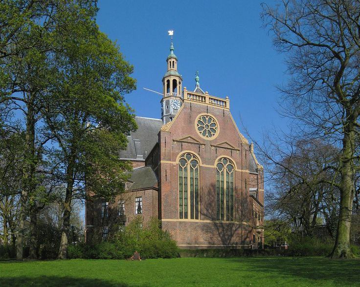 De mooiste kerk in de stad! Nieuwe Kerk , Groningen