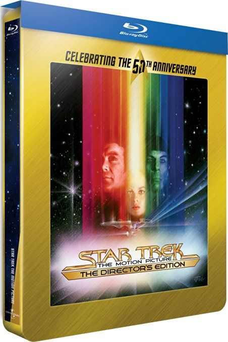 Star Trek : Le film [50ème anniversaire Star Trek - Édition boîtier SteelBook]