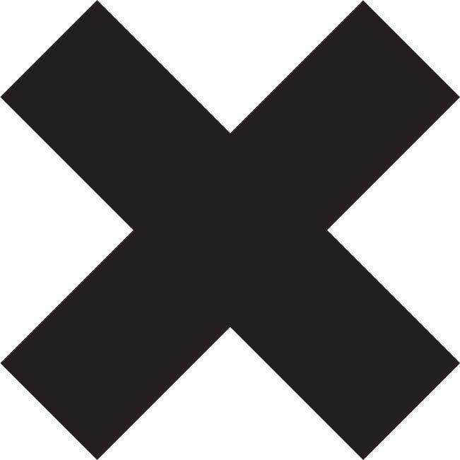 More Shapes: cross