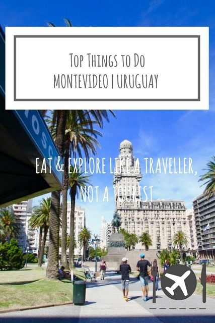 Top Things to Do Montevideo, Uruguay Montevideo travel guide | Things to do in Montevideo | Must Eat Montevideo | What to see in Montevideo |
