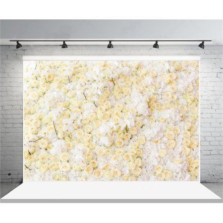 Free Shipping. Buy HelloDecor Polyster 7x5ft Romantic Flower Backdrop Wedding Party Decoration Photography Background Bridal Shower Girl Artistic Portrait Activity Photo Shoot Studio Props Video Drop at Walmart.com