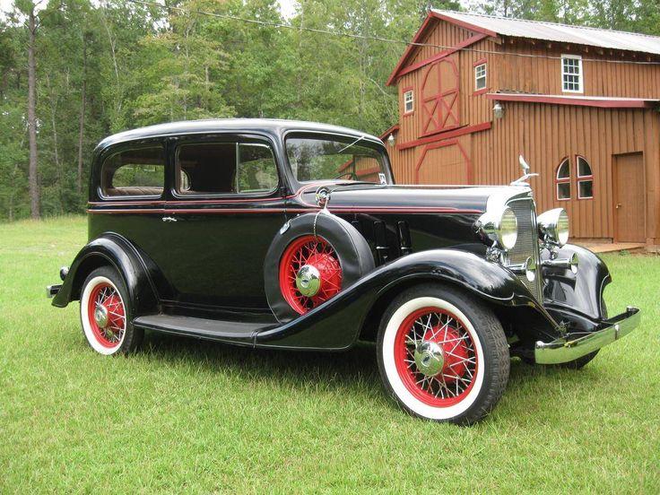 1933 chevrolet 2 door sedan chevrolet pinterest for 1930 chevy 4 door