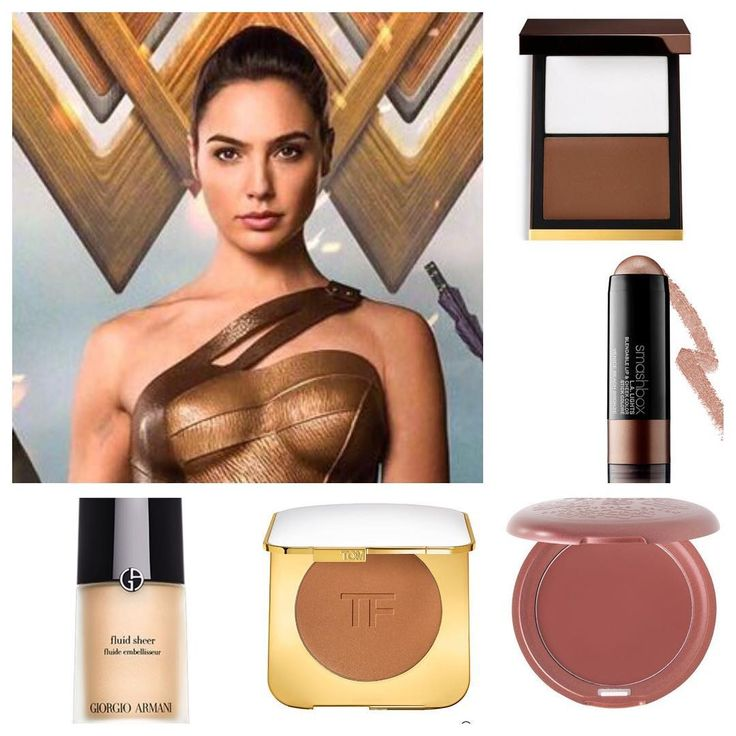 Gal Gadot's 'Wonder Woman' Makeup Artist Reveals The Beauty Products Behind Her Look