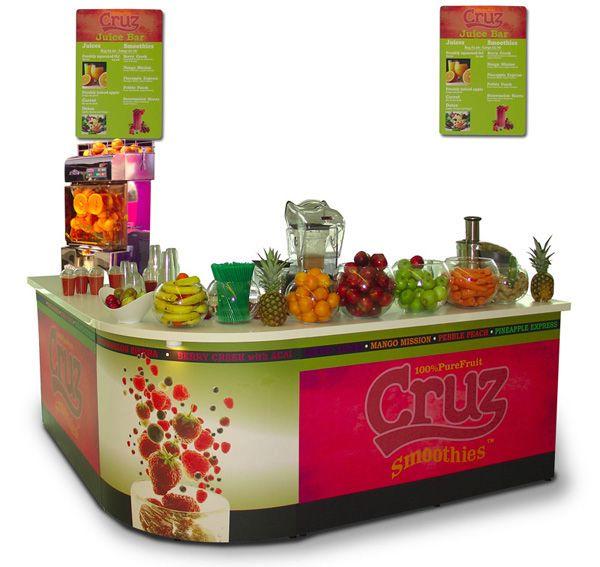 Http://www.cruzsmoothies.co.uk/media/products_bars/. Juice Bar DesignSmoothie  BarJuice BarsBar DesignsBar IdeasCatering ServicesBowlsTricycleThe Fruit