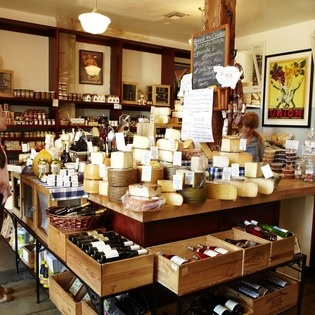 Cheese Store of Silver Lake, Los Angeles, California