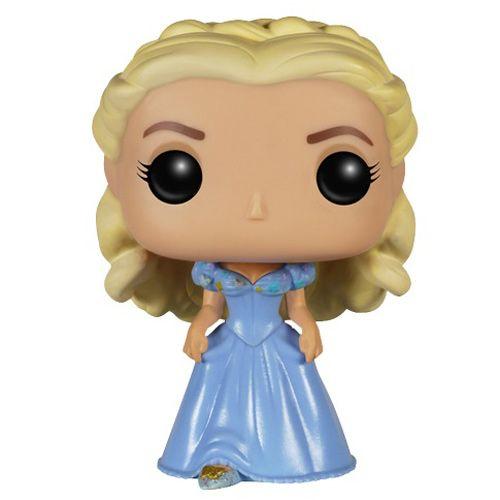 Figurine Cinderella (Cendrillon le film) - Figurine Funko Pop http://figurinepop.com/cendrillon-cinderella-film-2015-funko