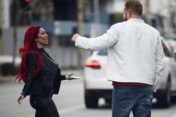 Teen Mom OG Farrah Abraham's new boyfriend, Stuntman Aden Stay