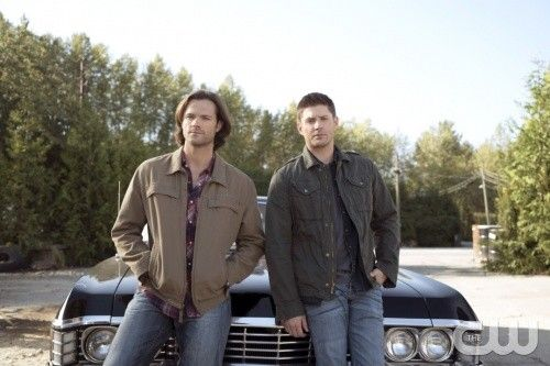 Supernatural Video: Watch Supernatural full episodes, previews, clips, interviews and more video. Supernatural stars Jared Padalecki as Sam Winchester and Jensen Ackles as Dean Winchester. In Supernatural, Sam and Dean cruise America's highways in their 1967 Chevy Impala, battling supernatural threats.