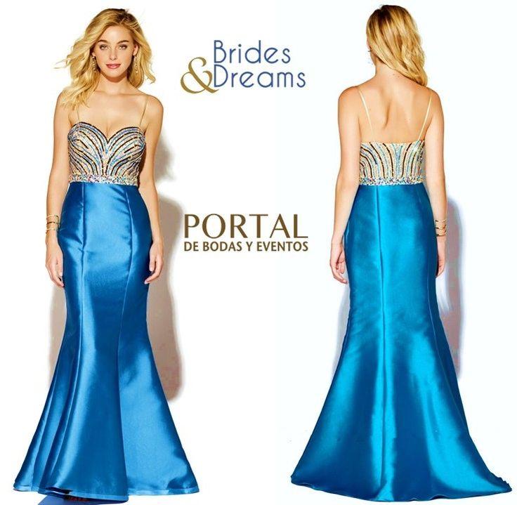 271 best vestidos de fiesta brides dreams images on for Disenos de faldas
