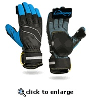 Loaded Longboard Freeride Slide Gloves - Blue