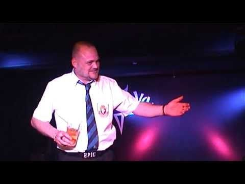 "al murray ""here to help"" in paris april 2013 - YouTube"