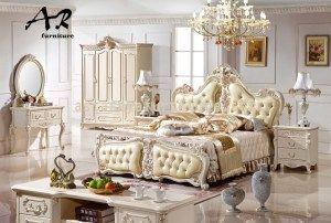 Set Kamar Tidur Mewah Utama Modern Design Furniture
