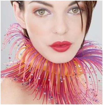 Plastic Jewellery - this post has a number of creations that are beyond the normal.  Sadly, no how-to's.  (by Brazil born and London based Anoush Waddington)