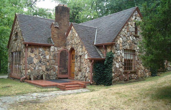 Image Result For Vintage Storybook Cottage House Plans Stone Cottage Homes Stone Cottages Stone Cottage