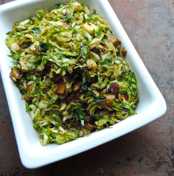 Del Frisco's inspired Brussel Sprouts