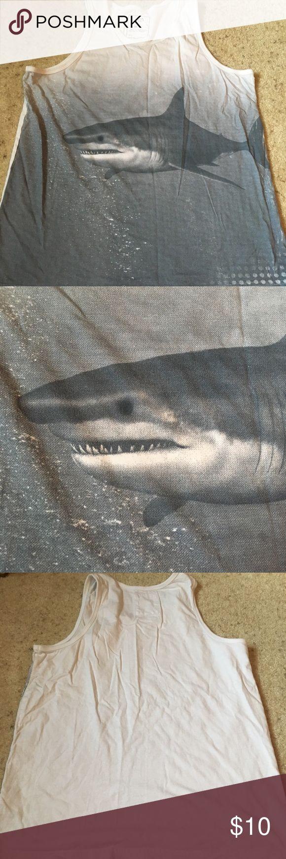 Shark Tank Blue-gray shark tank g21 Shirts Tank Tops