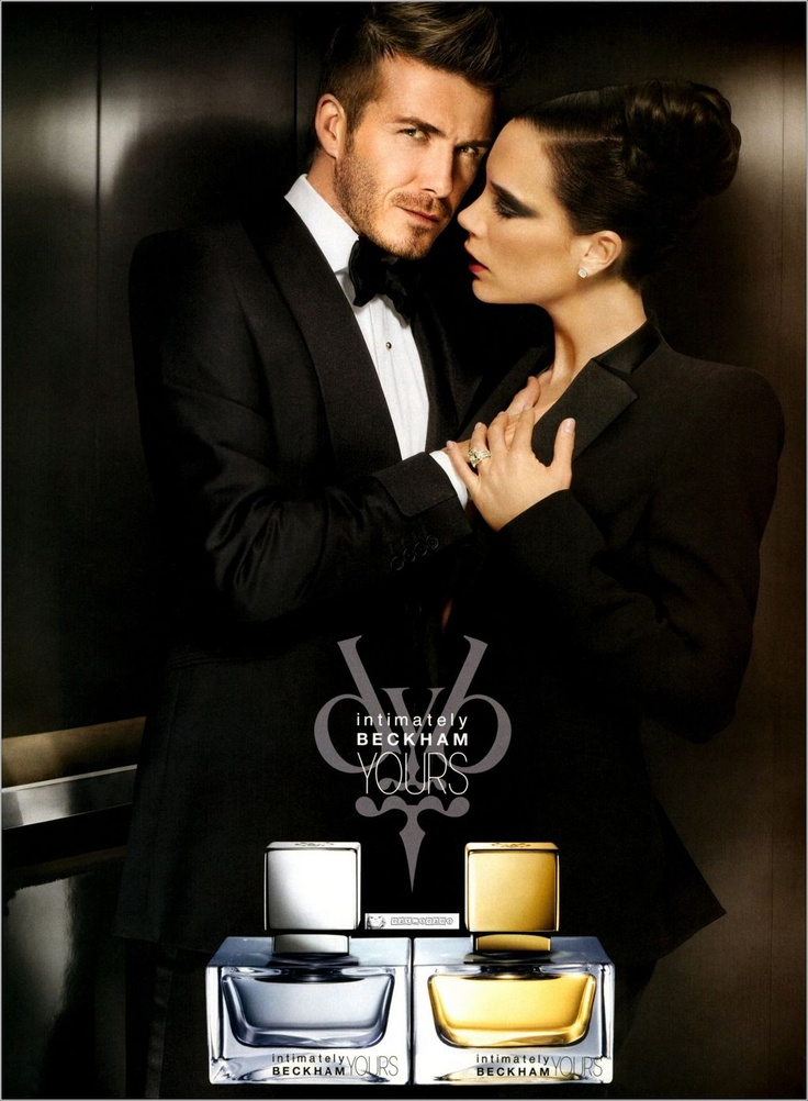 20 best fragrances advertisments images on pinterest advertising david victoria beckham intimately yours sciox Choice Image