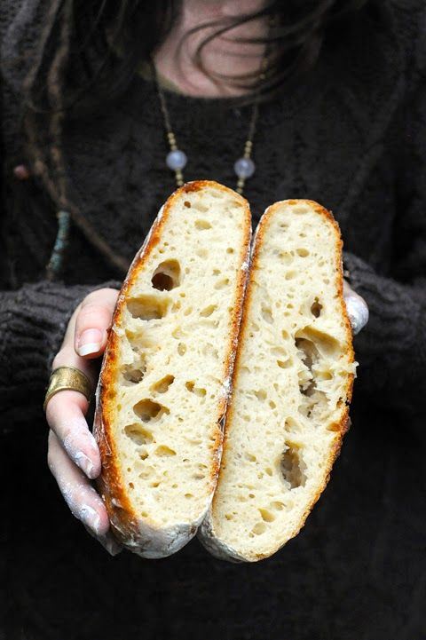 Dorian cuisine.com Mais pourquoi est-ce que je vous raconte ça... : Le lundi c'est boulange… et si le pain parfait en cocotte était aussi le plus simple du monde ?