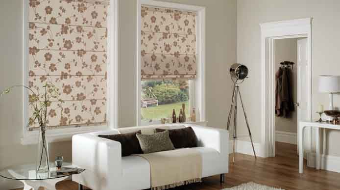 Give your room a classy look this Easter with #RomanBlinds at 15%* off.