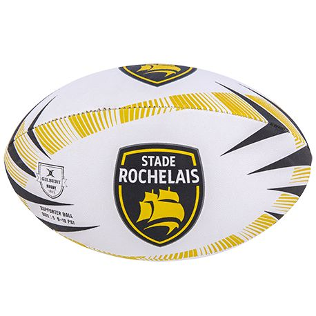 Ballon Rugby Supporteur La Rochelle / Gilbert