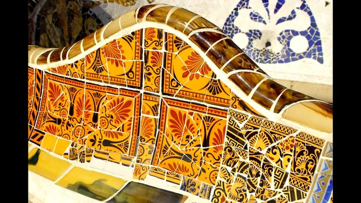 Park Gaudiego w Barcelonie- inspiracje do wnętrz
