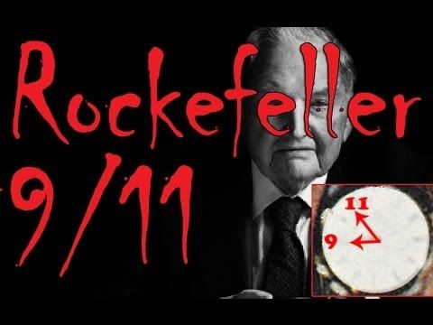 DAVID ROCKEFELLER FINALLY CONNECTED TO 9/11 - YouTube ... 8:25 ... If 9/11 was a surprise attack, why were there so many clues about it in our media before it even happened? 9/11 was a premeditated mass-murder planned by the group that controls our media, that's how...