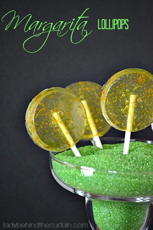 Margarita Lollipops - Lady Behind the Curtain